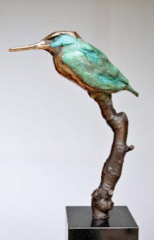 IJsvogel Peter Sluijter